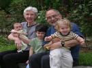 Planes que pueden compartir los abuelos con sus nietos