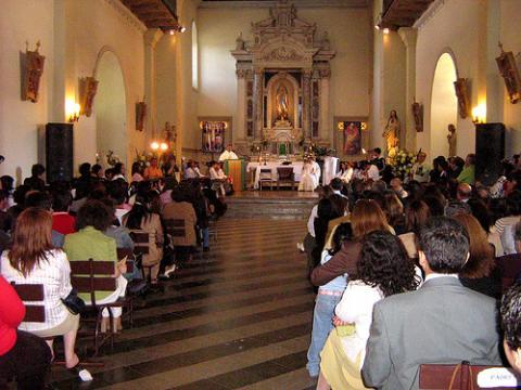 La Primera Comunión, muy importante para los catolicos