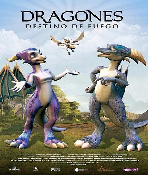 Esta semana en cartelera: Dragones y extraterrestres animados