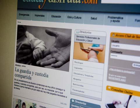 Portal de ayuda para padres: Educa y disfruta