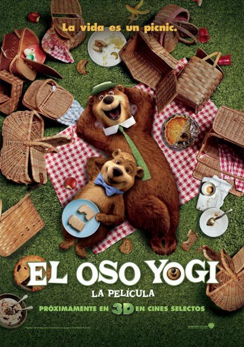 Esta semana en cartelera: Se estrenan El Oso Yogui y Secretariat