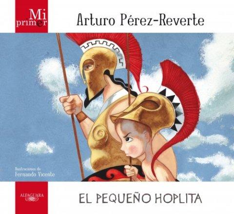 Lectura recomendada de la semana: El pequeño Hoplita