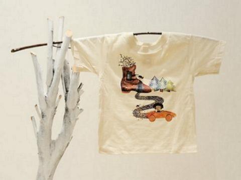 Monikako, camisetas con mucho arte