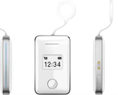 Inventan un teléfono móvil para niños con un sólo número