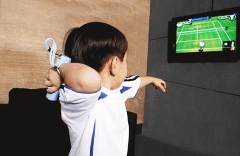 Ayudar a los niños con parálisis cerebral mediante videojuegos