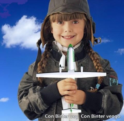 Viajes gratis en avión para los niños en las Islas Canarias