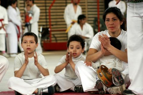 Artes marciales, no es lo que pensamos