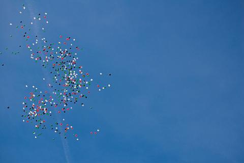 Desarrollan un software que simula el recorrido de los globos perdidos