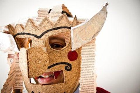 Taller didáctico de Carnaval para los niños en Zamora