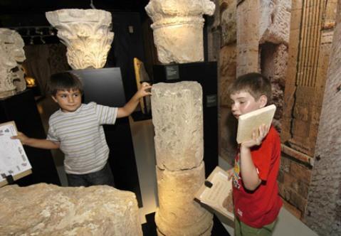 De museo en museo, una actividad urbana para la semana blanca