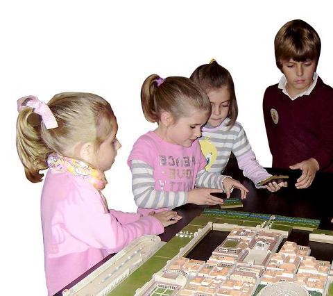 Cartagena, Puerto de Culturas y juegos para niños