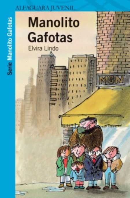Lectura recomendada de la semana: Manolito Gafotas