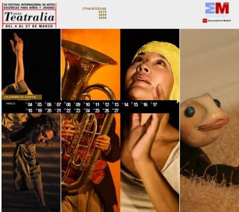 El mejor teatro para niños en Teatralia 2011