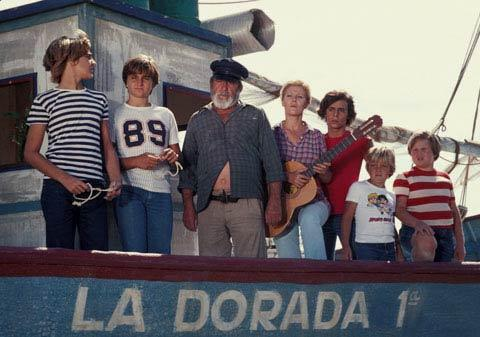 Juanjo Artero ahora triunfa en El barco y empezó en Verano Azul