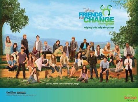 Disney Channel y Kidsco celebran hoy el Día de la Tierra