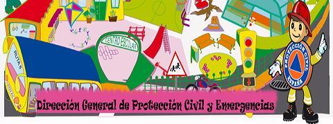 Protección Civil pone en marcha una web para niños