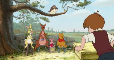Esta semana en cartelera: Winnie the Pooh