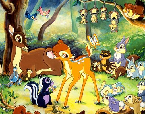 Bambi en Telecinco