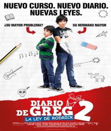 Esta semana en cartelera: Diario de Greg 2