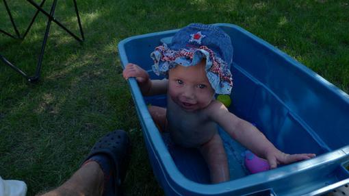 Las piscinas hinchables también son peligrosas