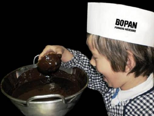 Taller de pastelería para niños en Barcelona