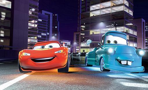 Cars 2 en Disney Channel