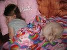 Los niños también roncan