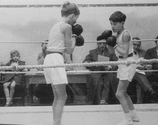 El boxeo de niños es peligroso para sus cerebros
