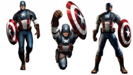 Mañana se estrena Capitán América