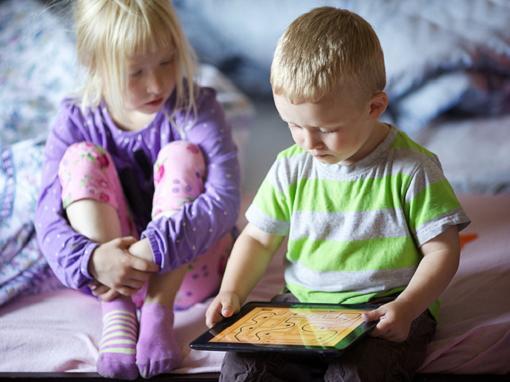 Test de Clan TV sobre niños y tecnología