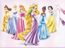 Concurso diseña el vestido de tu princesa