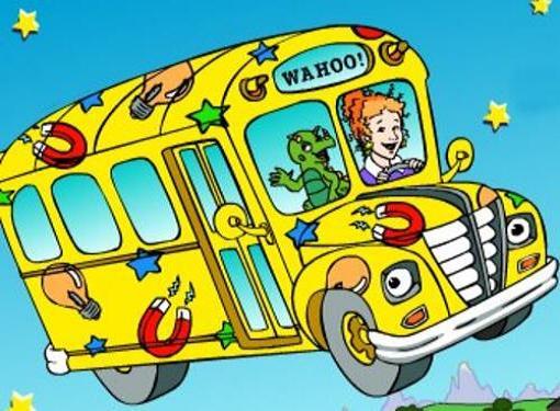 Sesenta y cuatro peques en un minibús de ocho