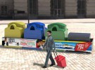 Cubos de reciclaje para los peques onubenses