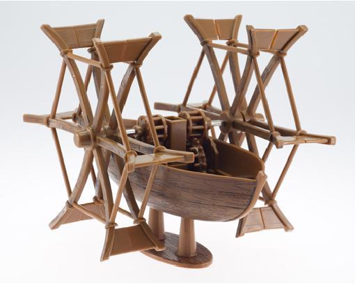 En Imaginarium puedes comprar las creaciones de Da Vinci