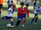 Discriminación o lógica en el fútbol infantil