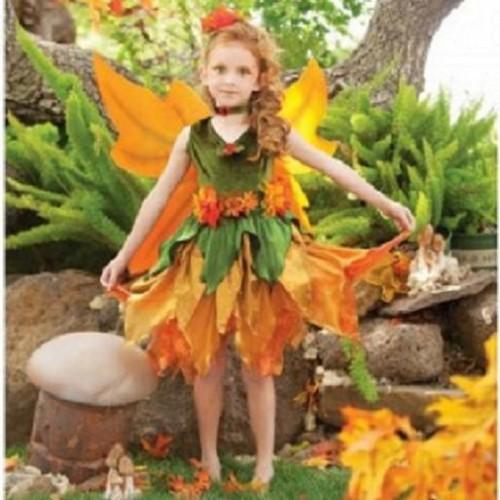Disfraza a tu hija de hada para Halloween