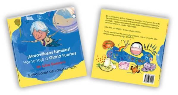 Un libro que habla sobre la diversidad familiar