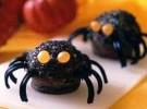Receta para Halloween: Muffins de tarántula