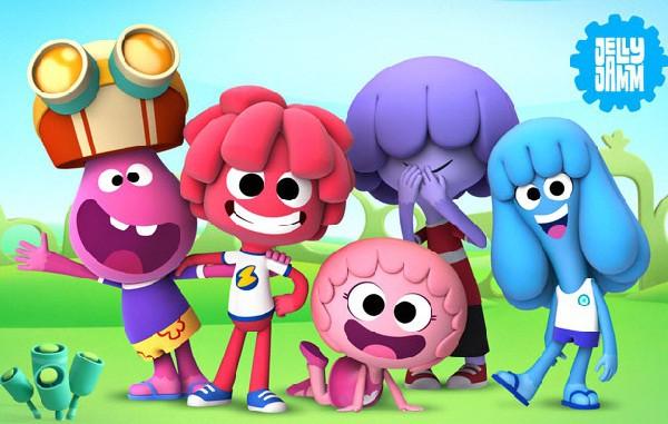 Una nueva serie en tono de musical para niños de 4 a 6 años
