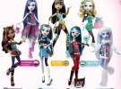 Regalos de Navidad: Monster High