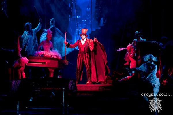 Una actuación que maravillará tanto a niños como a adultos