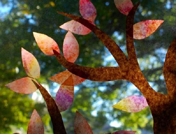 Divertida manualidad para el otoño