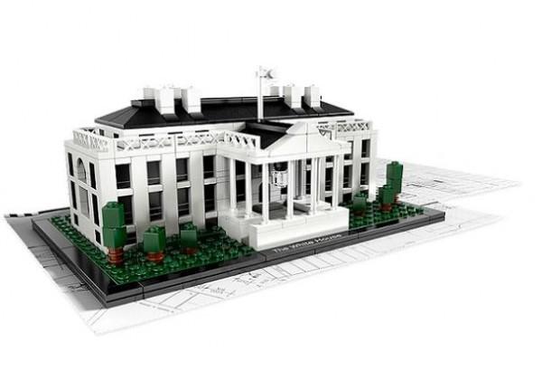 Maquetas para hacer con Lego