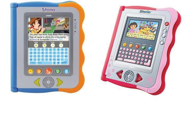 Storio, el tablet infantil de Vtech