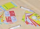 Antes de escribir la carta enseña a los niños la tienda de Unicef