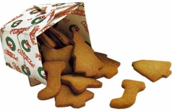 galletas regalar navidad
