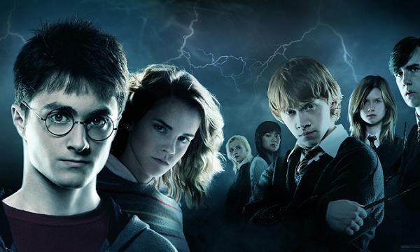 Harry Potter en Navidad