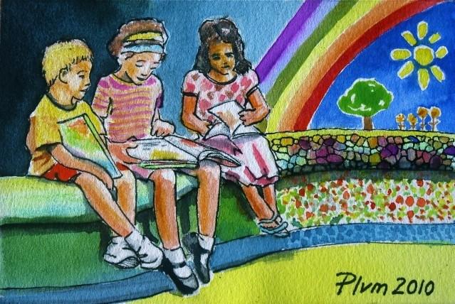 incentivemos a los pequeños a la lectura