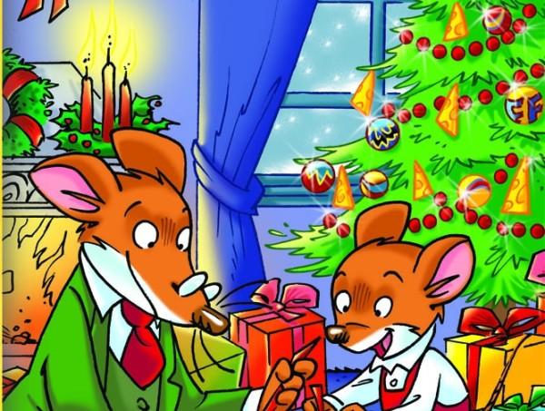 libro semana navidad stilton