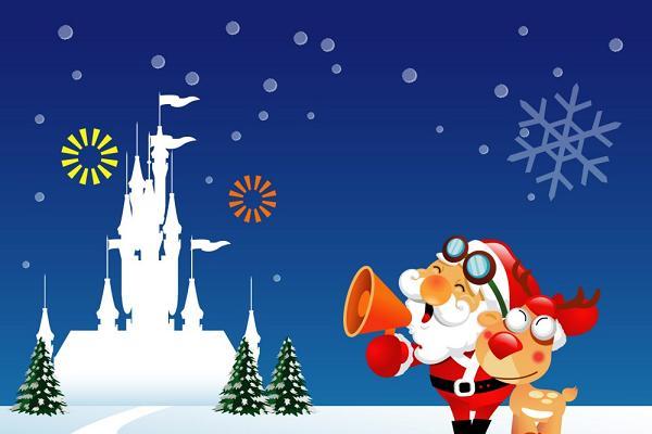 Taller navideño para niños en Santander